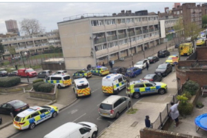 six arrested after two murdered in lambeth 1