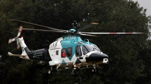 air ambulance called after cyclist is hit by a car in maidstone 2