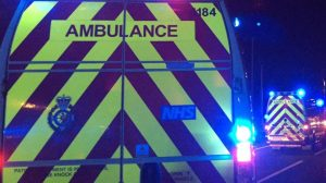 night ambulances on motorway e1565251997127